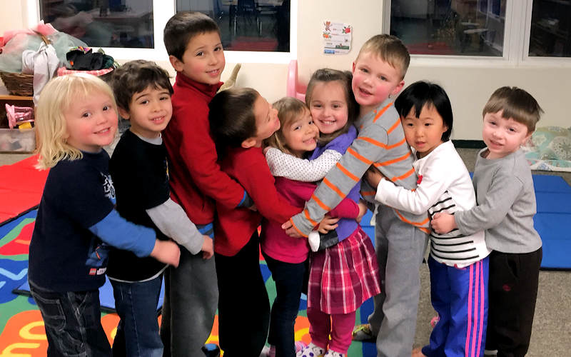 Donate to Weston Wing Preschool and Childcare — Weston, MA