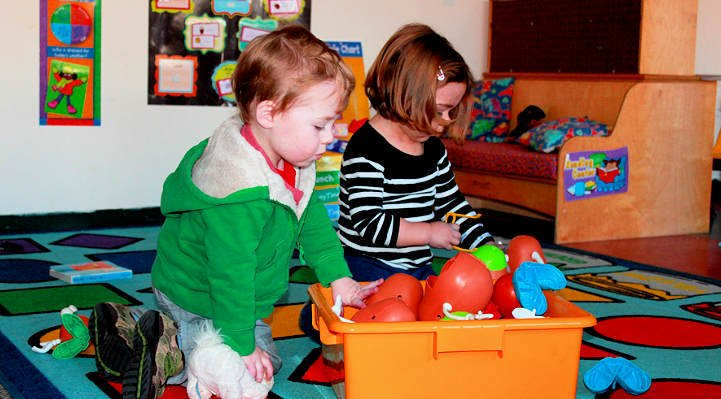 Weston Wing Preschool and Childcare — Older Toddler Program