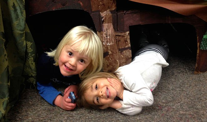Click here for more information on Weston Wing's Preschool Program