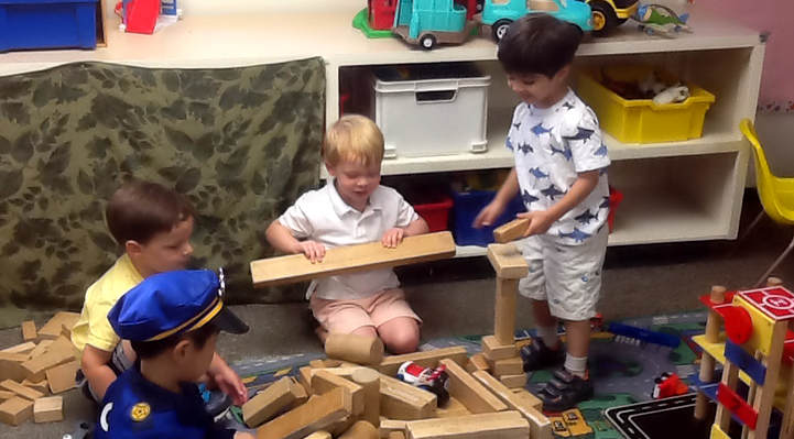 Weston Wing Preschool and Childcare — Preschool Program