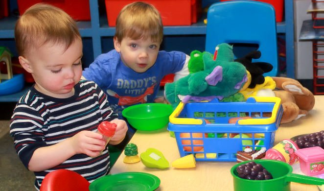 Click here for more information on Weston Wing's Young Toddler Program