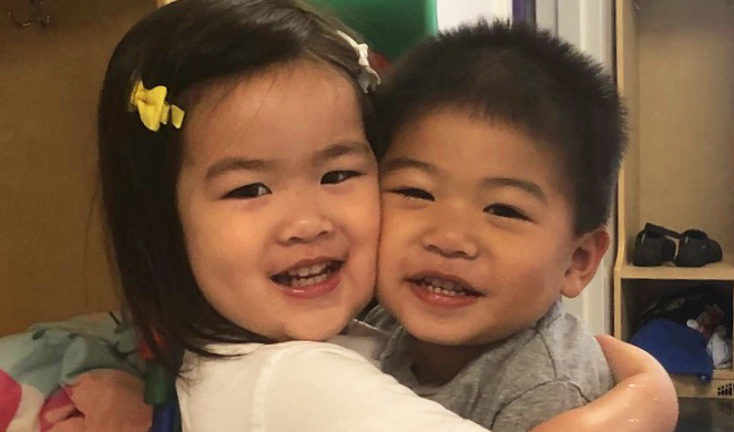 Click here for more information on Weston Wing's Older Toddler Program